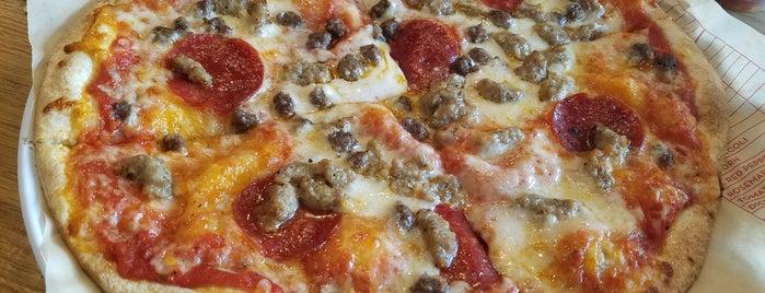 MOD Pizza is one of vegan friendly in atlanta ga.