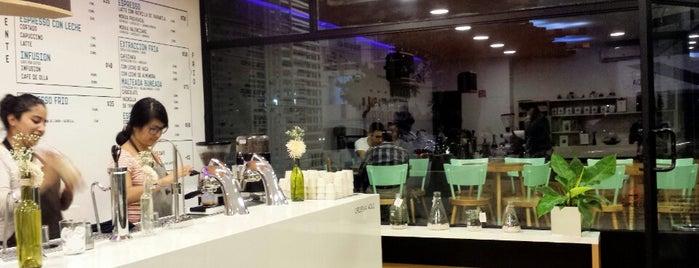 Buna - Café Rico is one of Condesa gallery tour.