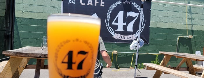 47 Hills Brewing Company is one of SF.