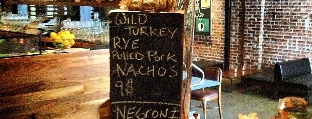 Rye is one of SAN FRAN.