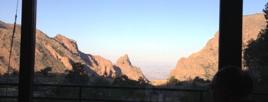 Chisos Mountain Lodge Restaurant is one of Tempat yang Disukai Diana.