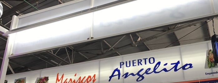 Mariscos Puerto Angelito is one of Irving : понравившиеся места.