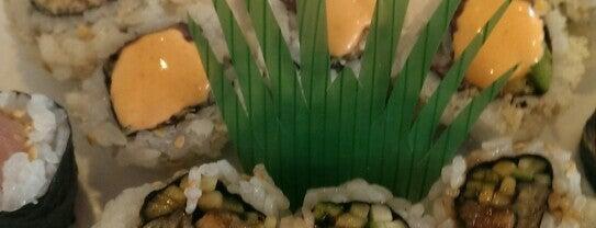 Tama Sushi is one of NoVa Asian.