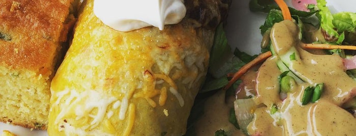 Alto Cinco is one of 40 Must-Try Burritos.