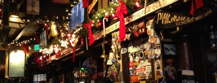 McGillin's Olde Ale House is one of Guide to Philly.
