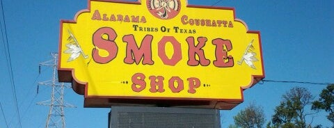 Alabama-Coushatta Smoke Shop is one of Ritaさんのお気に入りスポット.