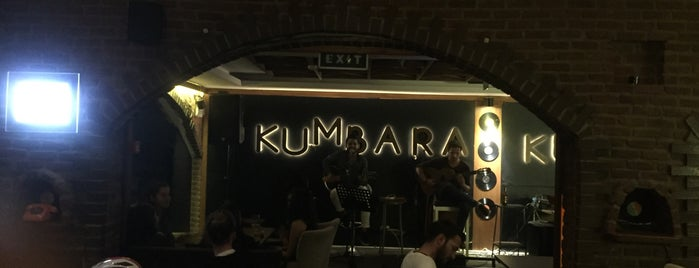 Kumbara Mutfak Bar is one of Orte, die Yusuf gefallen.