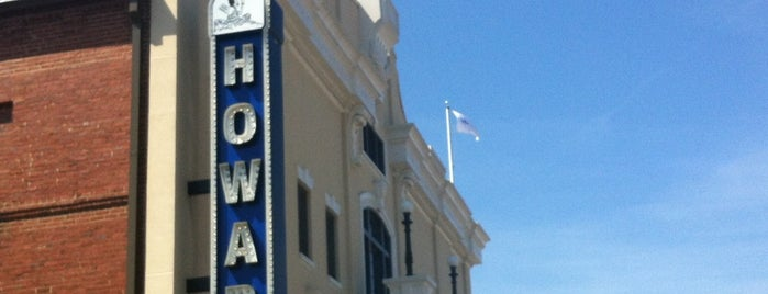 The Howard Theatre is one of T+L's Definitive Guide to Washington D.C..