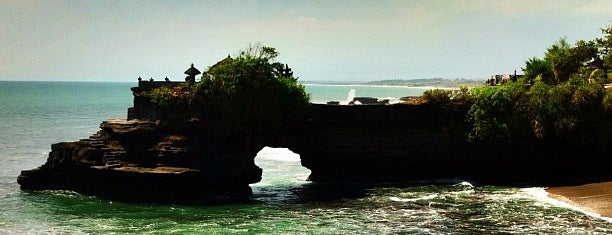 Pura Luhur Tanah Lot is one of Hopefully, I'll visit these places one day....
