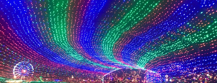 Zilker Park Trail of Lights is one of Austin.