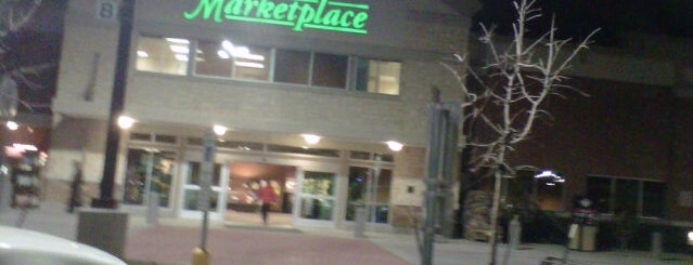 Kroger Marketplace is one of Russ's Liked Places.