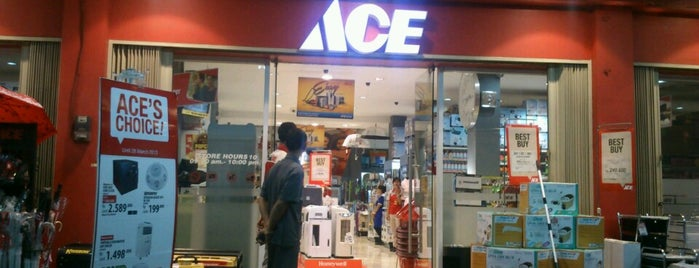 ACE Hardware is one of Iyanさんのお気に入りスポット.