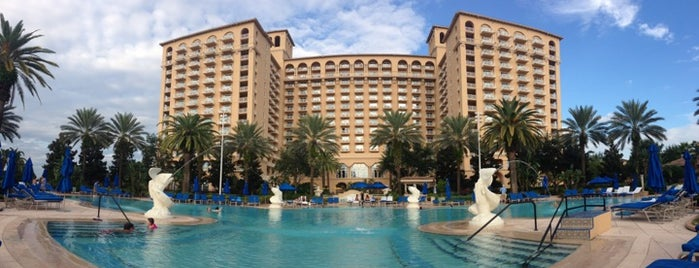 The Ritz-Carlton Orlando, Grande Lakes is one of ACTIVITIES.