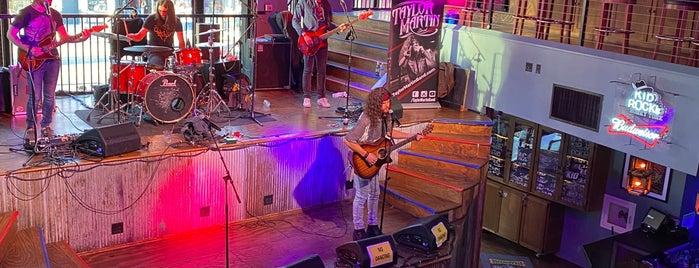 Kid Rock's Honky Tonk is one of Gespeicherte Orte von G.