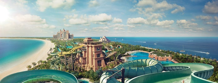 Aquaventure Waterpark is one of #myhints4Dubai.