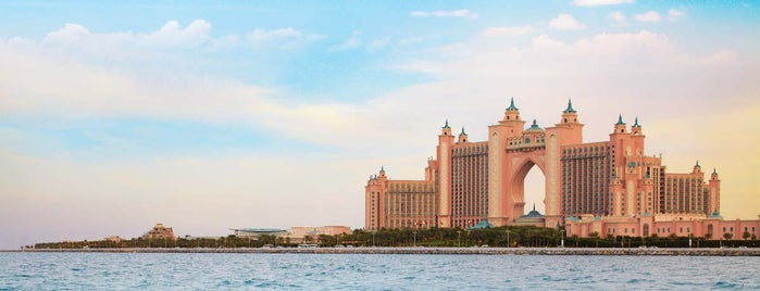 Atlantis The Palm is one of 2016 - DXB.
