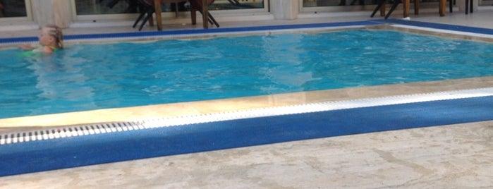 Suite Laguna Hotel Antalya is one of Dmitriy : понравившиеся места.