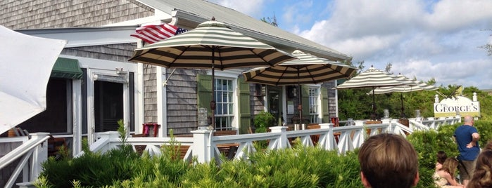 George's at Alys Beach is one of 30A EATS Best In SoWal - Santa Rosa Beach.