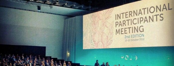 MiCo - Milano Congressi is one of Lugares favoritos de Eman.