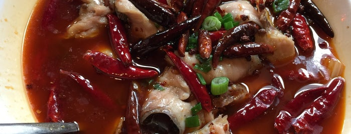 Lao Sze Chuan Restaurant - Downtown/Michigan Ave is one of Alex's Picks for Chicgao.