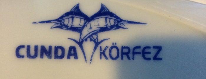 Cunda Körfez Restaurant is one of Lugares favoritos de Cagla.