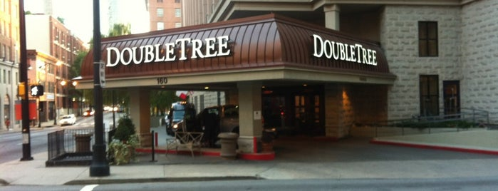 DoubleTree by Hilton is one of Places to Stay: ASAE 2013.