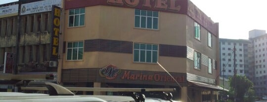 Hotel Marina Oriental is one of 주변장소4.