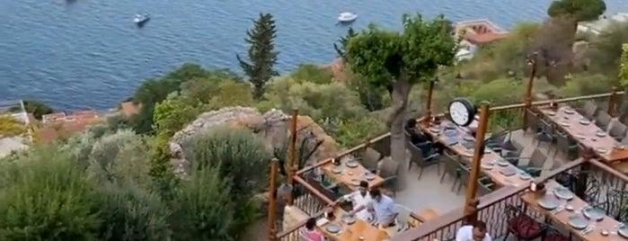 Panaroma Cafe is one of Antalya II.