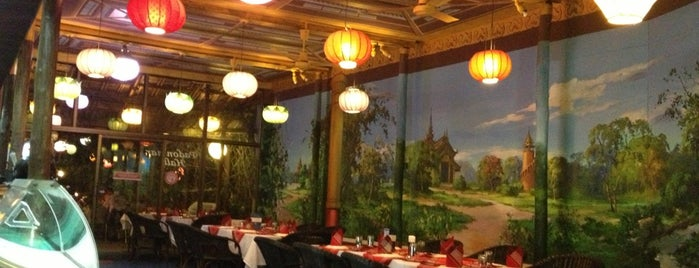 Padonmar Restaurant is one of Yangon food.