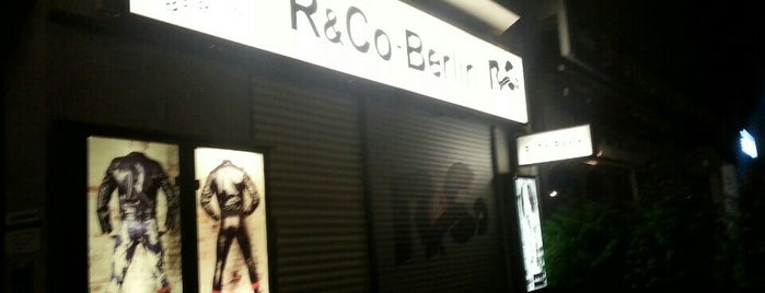 R&Co Berlin is one of G-Rated.