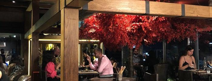 Steakbar Sushi is one of Beirut.