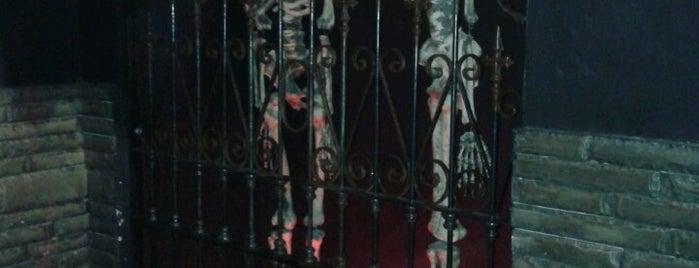 La Casa del Demone is one of Locais salvos de Emanuele.