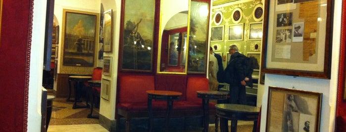Antico Caffè Greco is one of My Rome ToDo List.