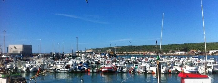 Puerto pesquero de Barbate is one of Sitios cerca de Zahara de los Atunes.