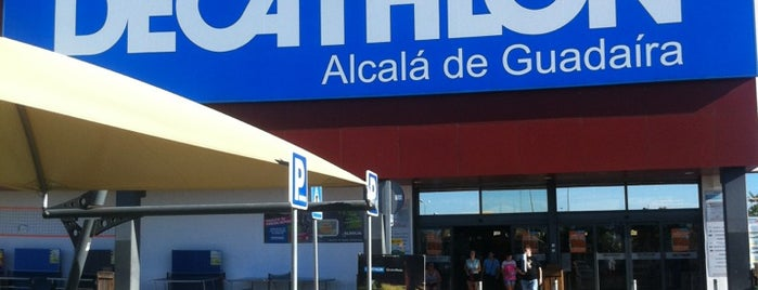 Decathlon Alcalá de Guadaíra is one of Provincia de Sevilla.
