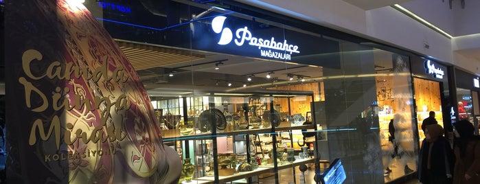 Paşabahçe Mağazaları is one of Serpil'in Beğendiği Mekanlar.