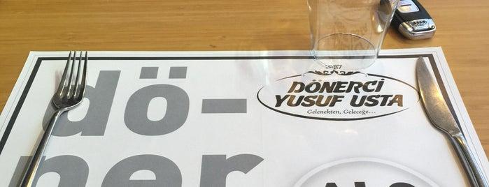 Dönerci Yusuf Usta is one of Tempat yang Disukai Vahit.