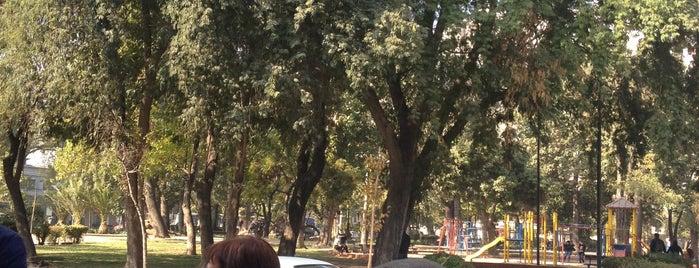 Plaza Claudio Matte Pérez is one of Santiago Centro 2.