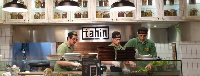 Tahin is one of Lugares favoritos de Ismail.