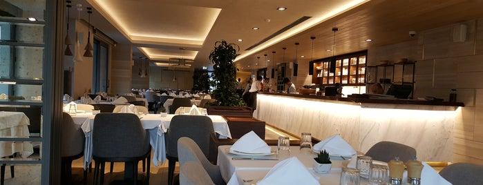 Seraf Restaurant is one of Lugares favoritos de Ismail.