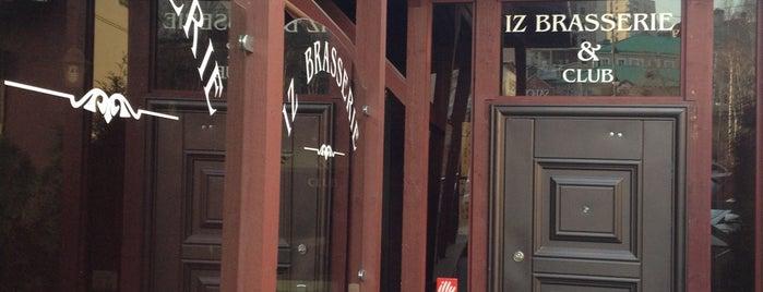 Iz Brasserie is one of Владивосток.