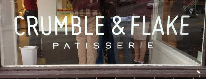 Crumble & Flake is one of Seattle, WA.