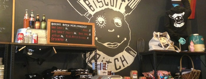 Biscuit Bitch is one of Seattle Eats.