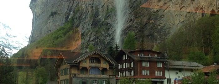 Staubbach Hotel is one of Switzerland.