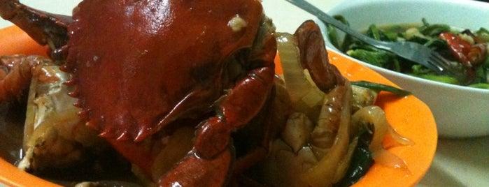 Baruna Seafood is one of ZRezhia's Favorite Food.