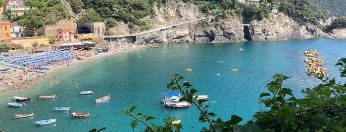 Porto Di Monterosso is one of Lieux qui ont plu à Elise.