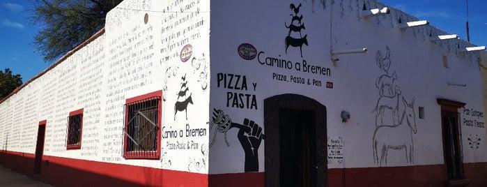 Camino A Bremen, Panadería Y Café is one of De viaje! :3.