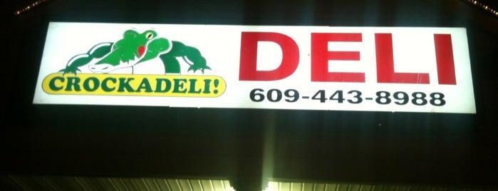 Crockadeli Deli is one of Tempat yang Disukai Jeff.