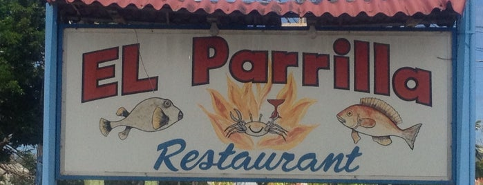 El Parrilla Restaurant is one of Puerto Rico!.