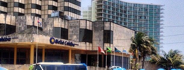 Hotel Melia Cohiba is one of Küba.